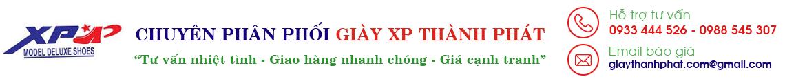 Giày XP Thành Phát