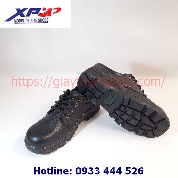 Giày bảo hộ lao động XP1206 xịn đế xanh