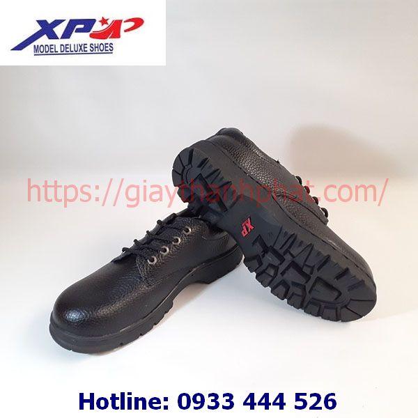 Giày bảo hộ lao động XP368-1 xịn chữ đỏ