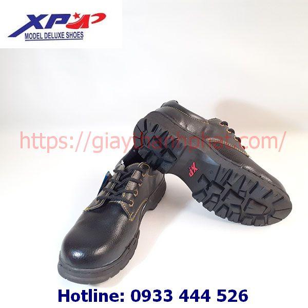 Giày bảo hộ lao động XP368-2 chỉ vàng