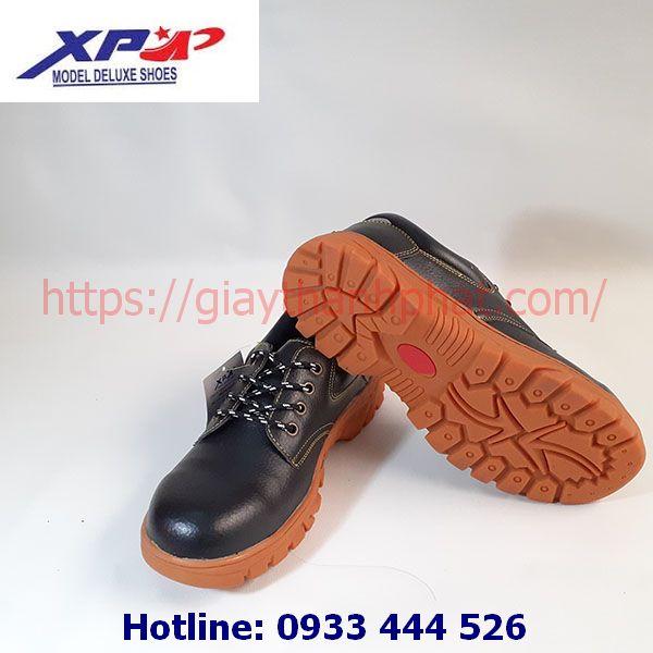 Giày bảo hộ lao động XP601-2 đế cam