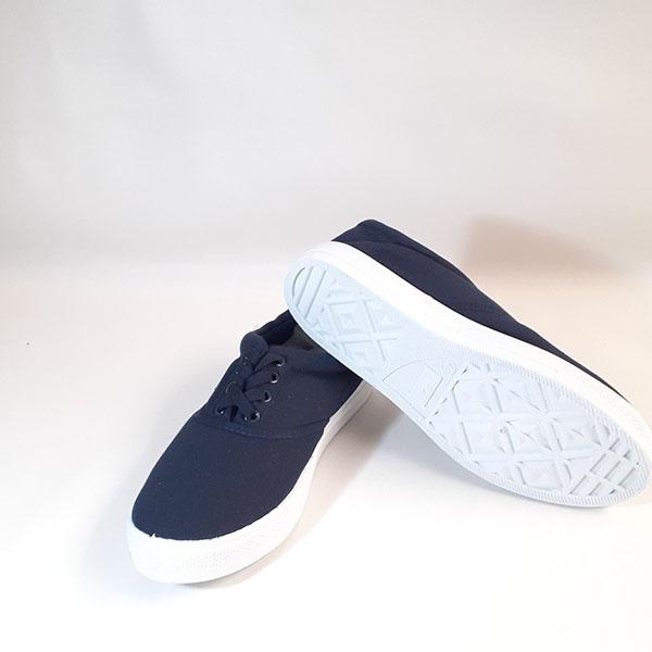 Giày vải XP cột dây nam xanh XP3027-1